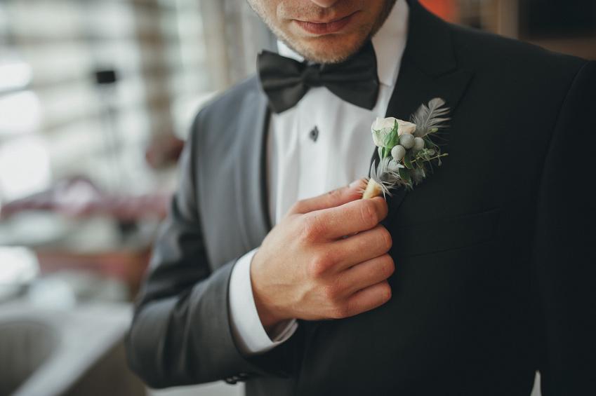 Einkaufsbegleitung für den Bräutigam, die Bauteltern und Schwiegereltern