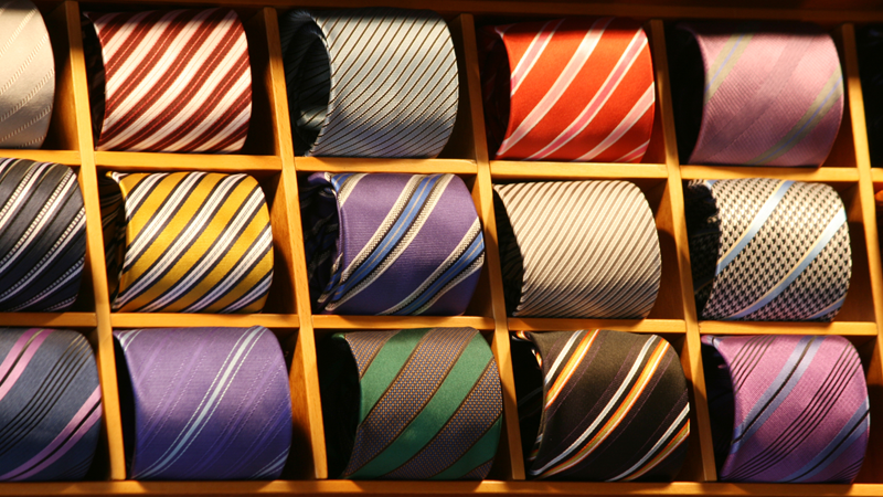 Farb- und Stilberatung für Herren