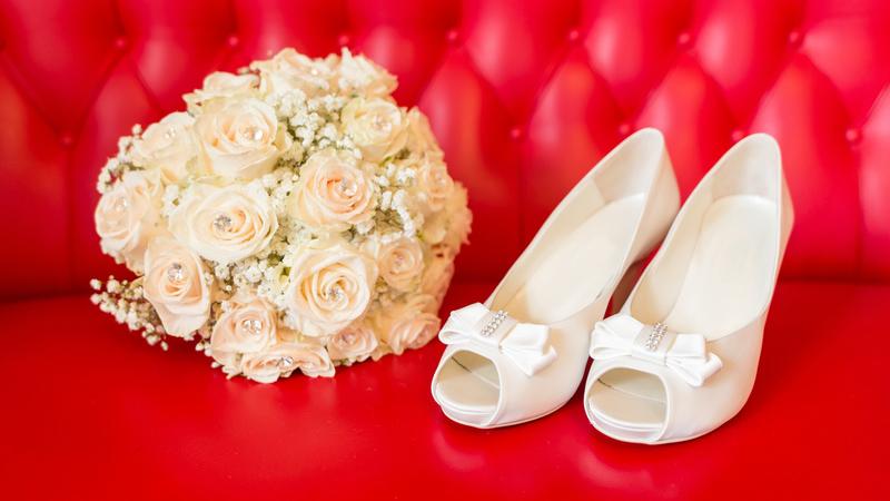 Alles für die Hochzeit, Brautstrauss, Schuhe, jetzt Beratung mit Simone Schmid