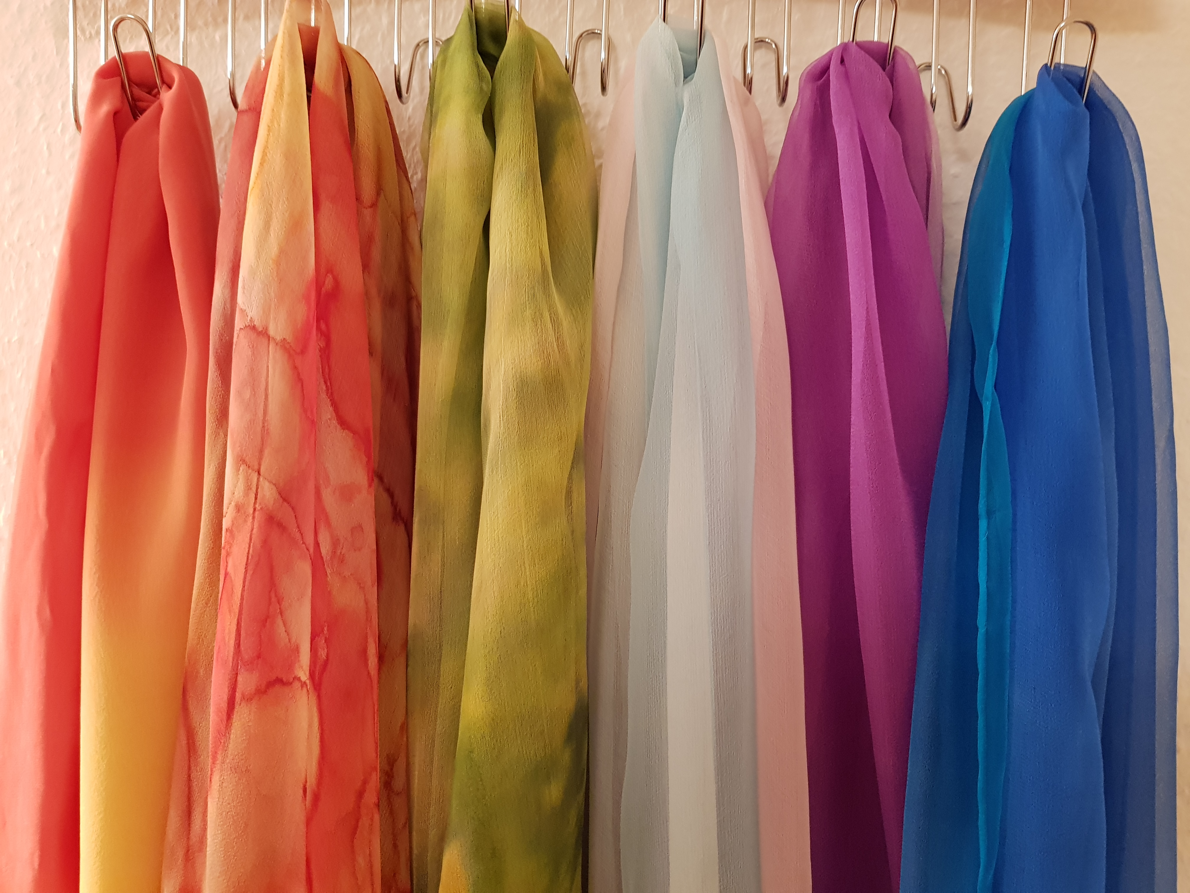 Welche Tücher und Schals sollte ich kaufen?