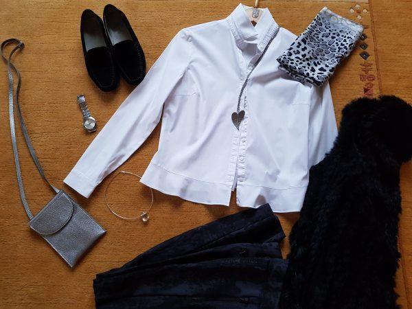 Kleiderschrank-Check Simone Schmid Handy-Collage
