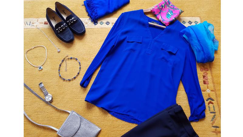 Wie Sie Ihre Garderobe geschickt kombinieren können